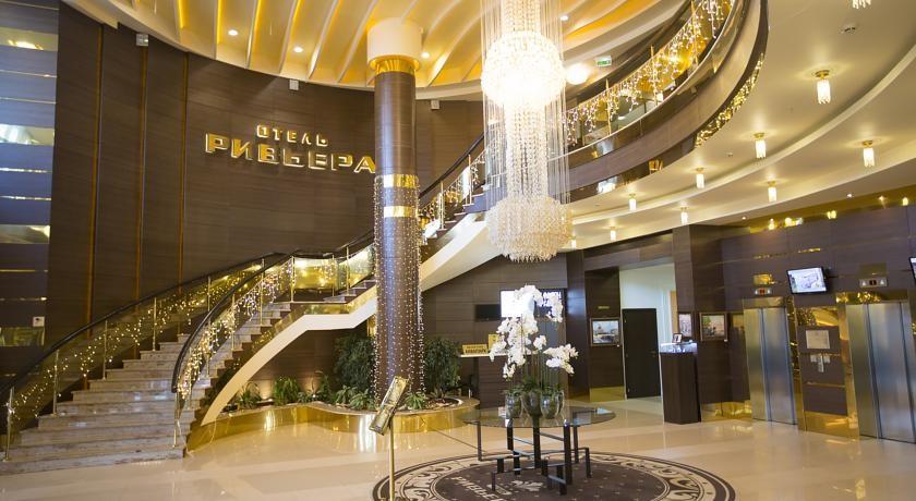 Отель «Ривьера», Казань, 2008